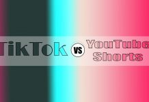 youtube short and tiktok