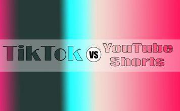 youtube short and tiktok